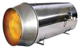 Gas Fuel Heaters