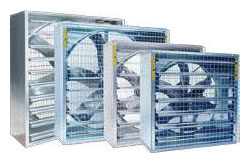 Ventilation Systems EM-50 Series